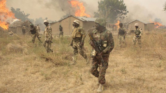 Boko Haram Terrorists Burn Down Three Villages In Borno - OkayNG News
