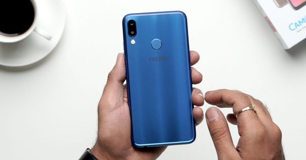 Tecno Camon i2X Smartphone Specifications and Price Tag In Nigeria - OkayNG News