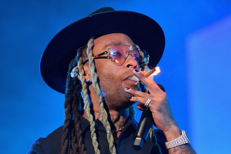 Photo of Ty Dolla $ign Arrested In Atlanta for Possession of Cocaine And Marijuana