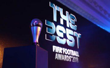 The Best FIFA Football Awwards