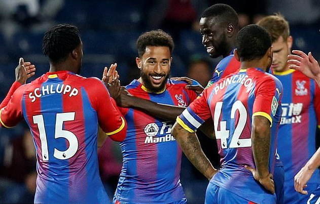 West Brom 0 – 3 Crystal Palace [EFL Cup Highlights] [Watch Video] - OkayNG News