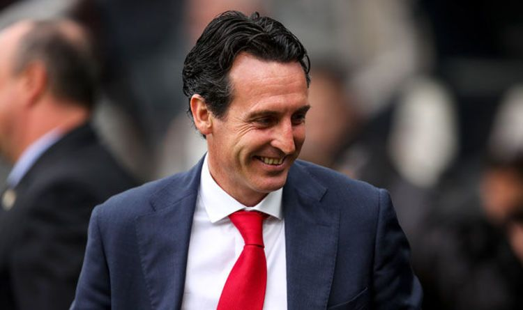 arsenal news unai emery makes premier league admission ahead of europa league start football sport - Unai Emery Sets New Europa League Record After Arsenal Beat Vorskla 4-2