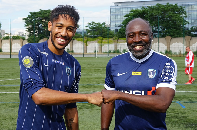 aubemayang father - Aubameyang's Father, Pierre Aubame Gets Coaching Job