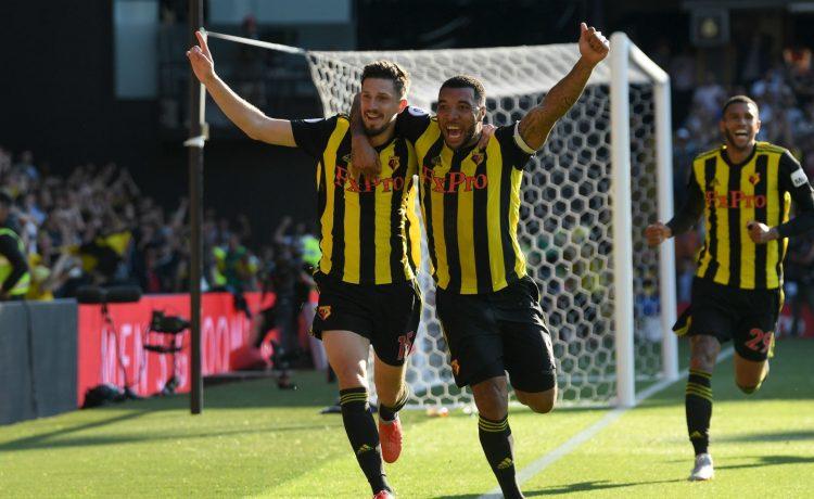 VIDEO: Watford 2-1 Tottenham (Premier League) Highlights - OkayNG News