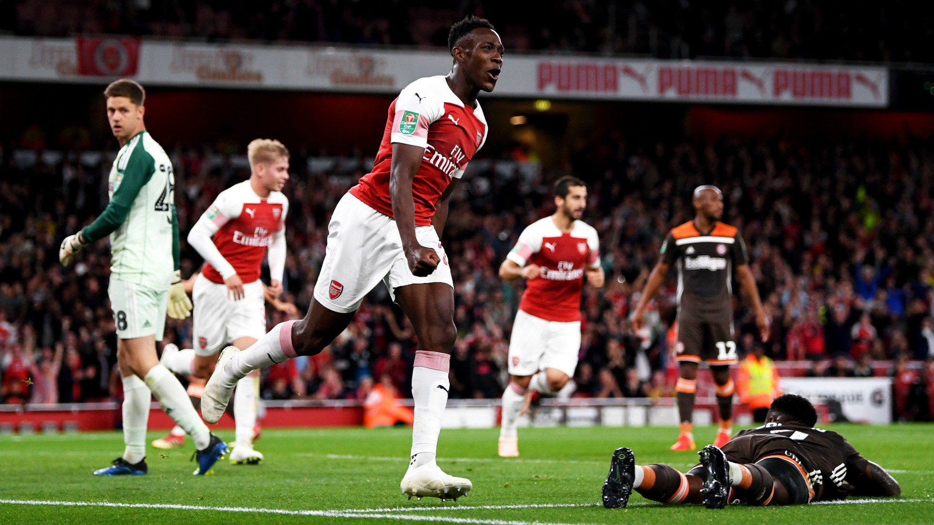 Photo of Arsenal 3-1 Brentford [EFL Cup Highlights] [Watch Video]