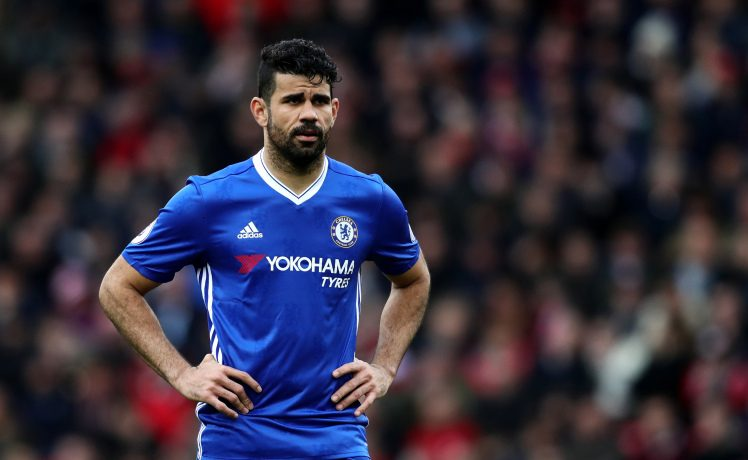 """I was wrong going to Chelsea"" – Diego Costa - OkayNG News"