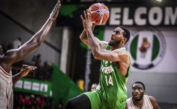 D'Tigers Defeat Central African Republic