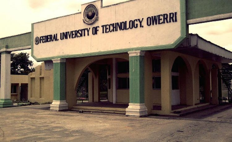 Federal University of Technology, Owerri (FUTO) 2018/2019 Admission List - OkayNG News