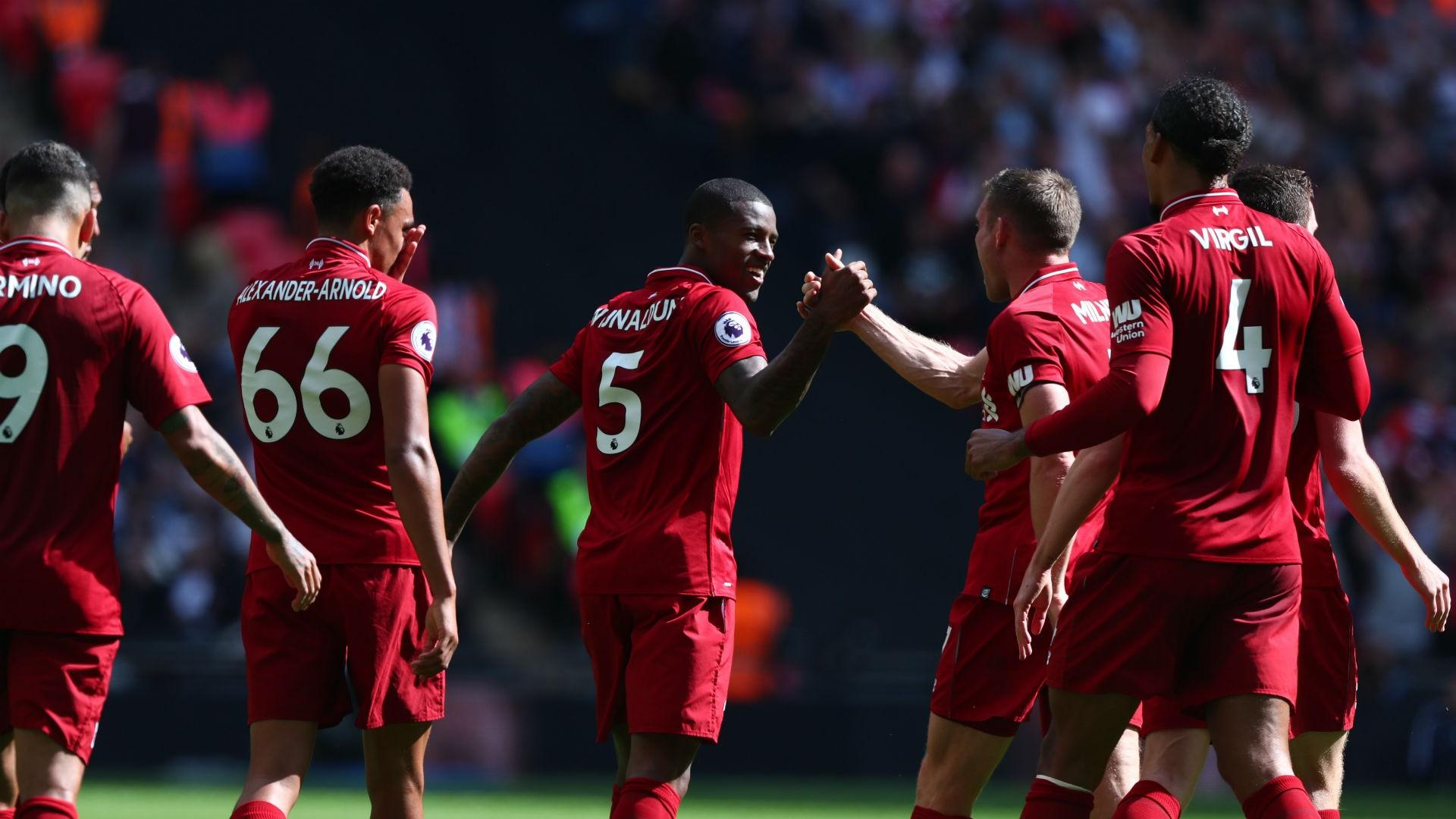 Tottenham 1-2 Liverpool Video Highlights