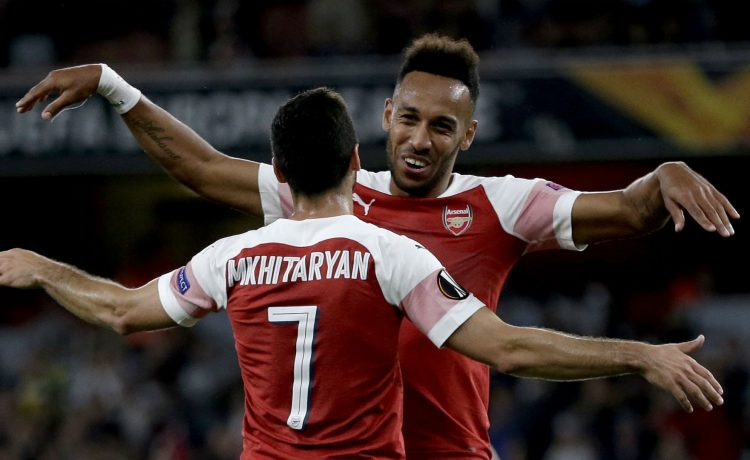 Arsenal 4-2 Vorskla [UEFA Europa League Highlights] [Watch Video] - OkayNG News