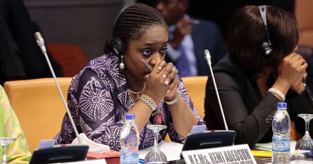 Photo of Police Reveals Why They Can't Arrest, Investigate Kemi Adeosun over NYSC Certificate