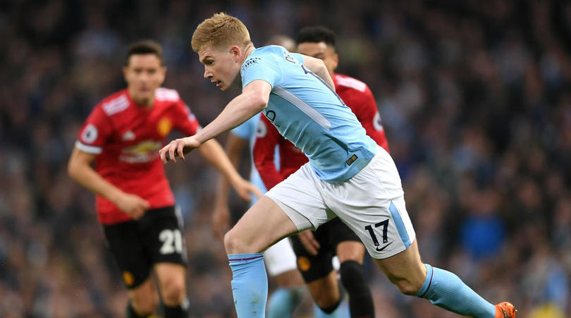 Photo of Kevin De Bruyne Hopes To Return For Manchester Derby