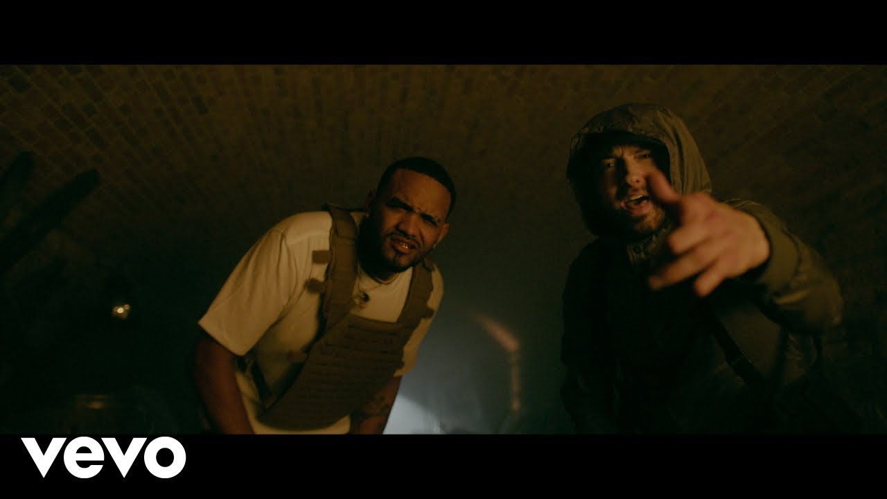 Photo of Eminem Drops 'Lucky You' Video [ft. Joyner Lucas] [Watch Music Video]