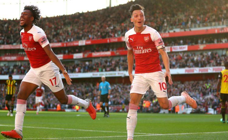 Arsenal 2-0 Watford [Premier League Highlights] [Watch Video] - OkayNG News