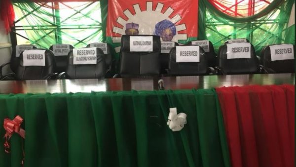 mimiko president 2 - Former Ondo Governor Mimiko Joins Presidential Race Under Labour Party [See Photos]