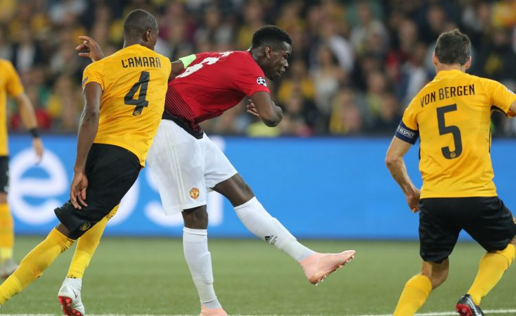 Young Boys 0-3 Manchester United [UEFA Champions League Highlights] [Watch Video] - OkayNG News