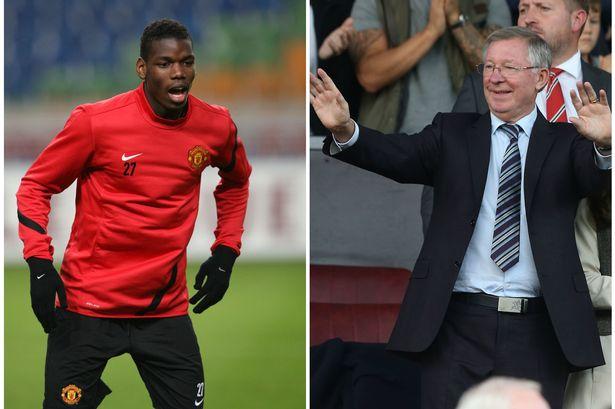 Sir Alex Ferguson reveals why he don't like Paul Pogba's agent, Mino Raiola - OkayNG News