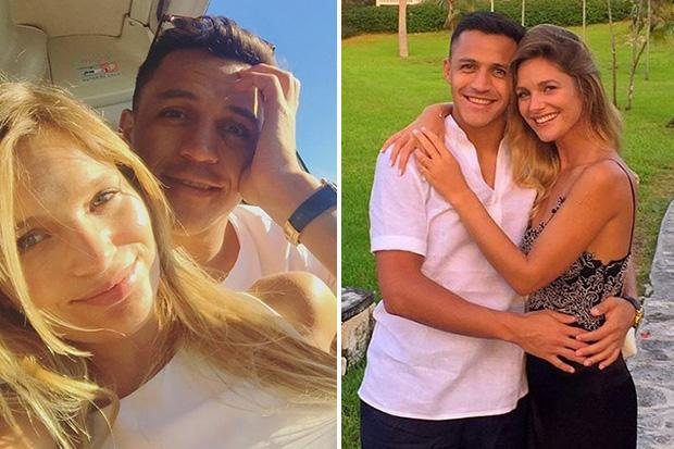 Photo of Alexis Sanchez Breaks Up with his Girlfriend Mayte Rodriguez
