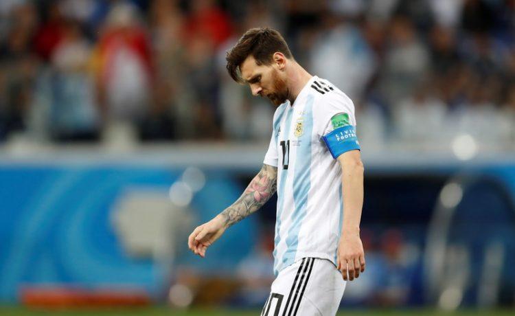 Messi To Miss Argentina Friendlies Games Against Iraq, Brazil - OkayNG News