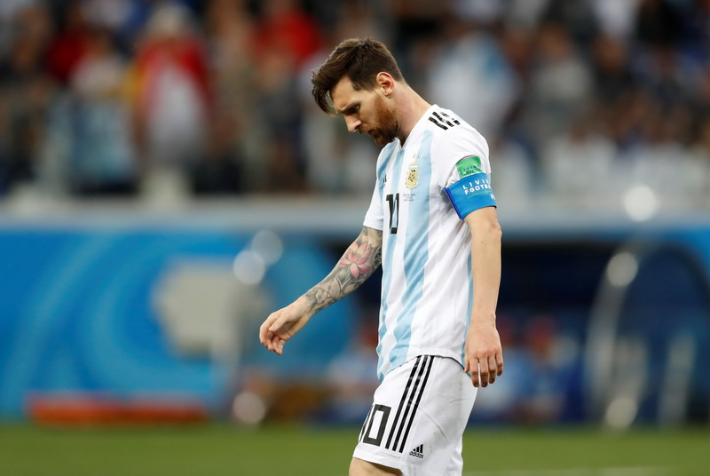 Photo of Messi To Miss Argentina Friendlies Games Against Iraq, Brazil