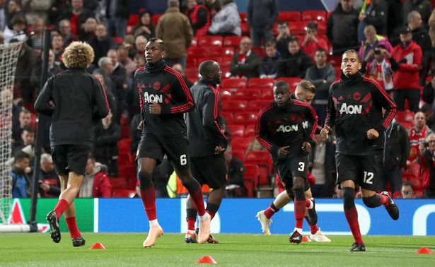 0 Manchester United v Valencia UEFA Champions League Group H Old Trafford - Manchester United Fined By UEFA Over Valencia Game [Read Details]