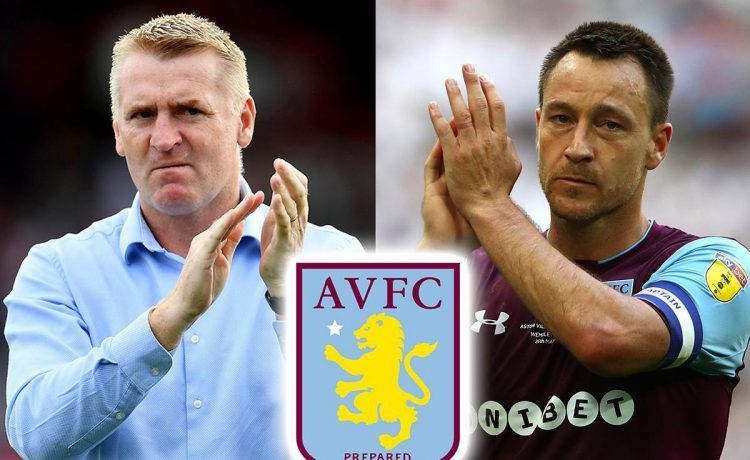 Aston Villa Appoint Dean Smith As New Head Coach With John Terry As Assistant - OkayNG News
