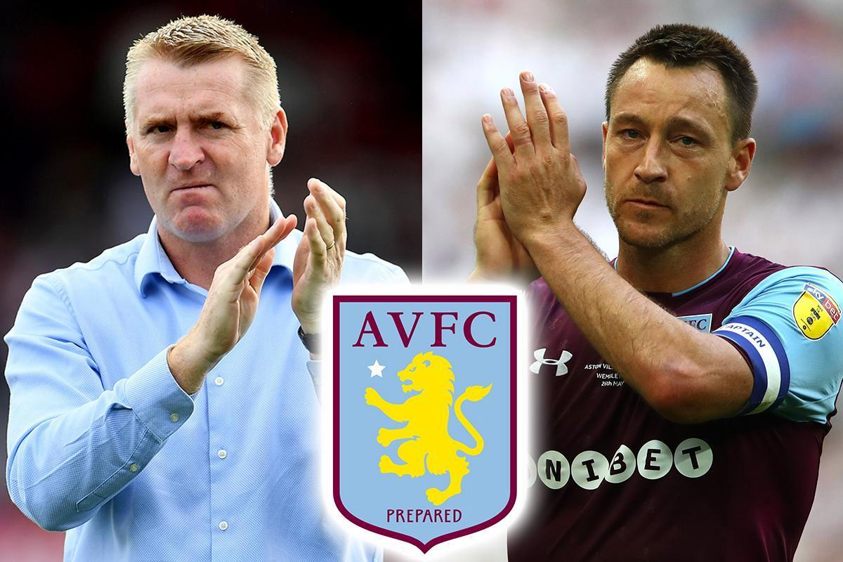 Photo of Aston Villa Appoint Dean Smith As New Head Coach With John Terry As Assistant