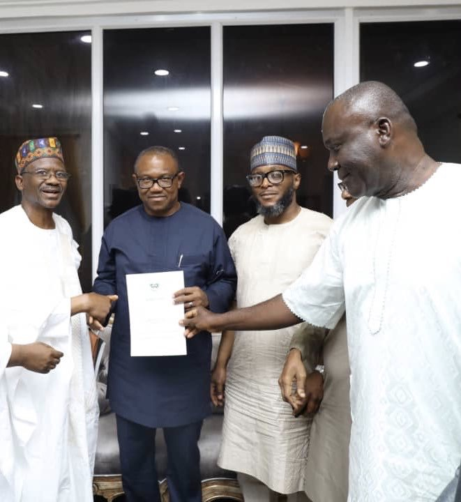 Atiku Picks Peter Obi As his Running Mate for 2019 Elections [See Photos] - OkayNG News