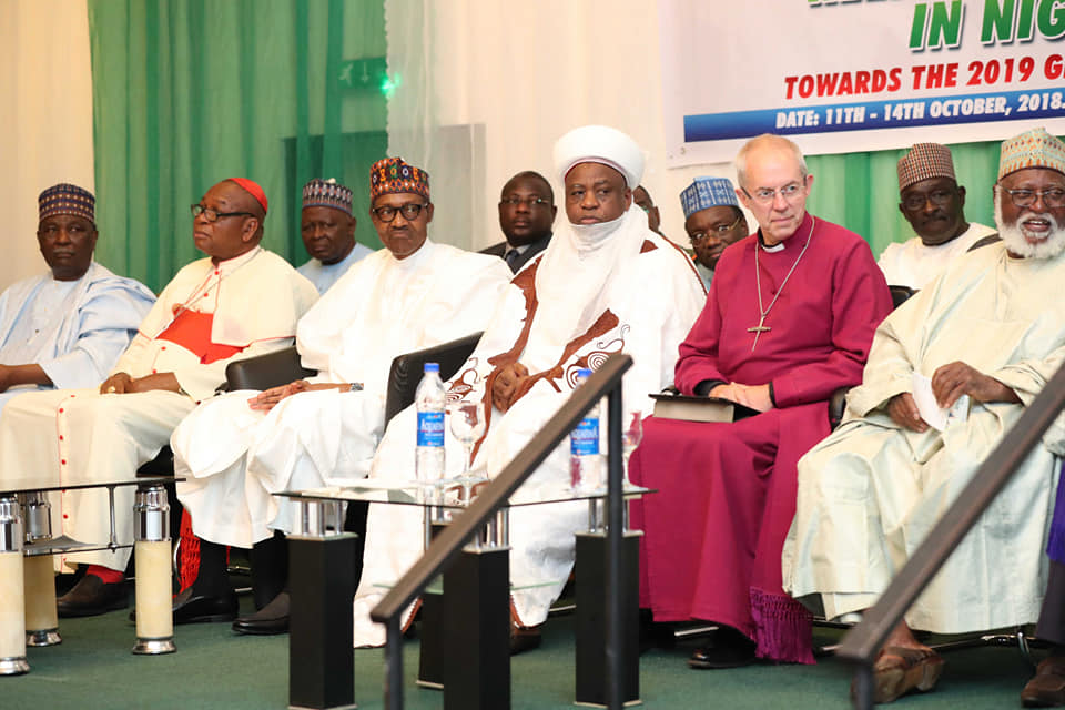 Buhari Appeals to Nigerians to Vote for Him Again In 2019 [Read] - OkayNG News