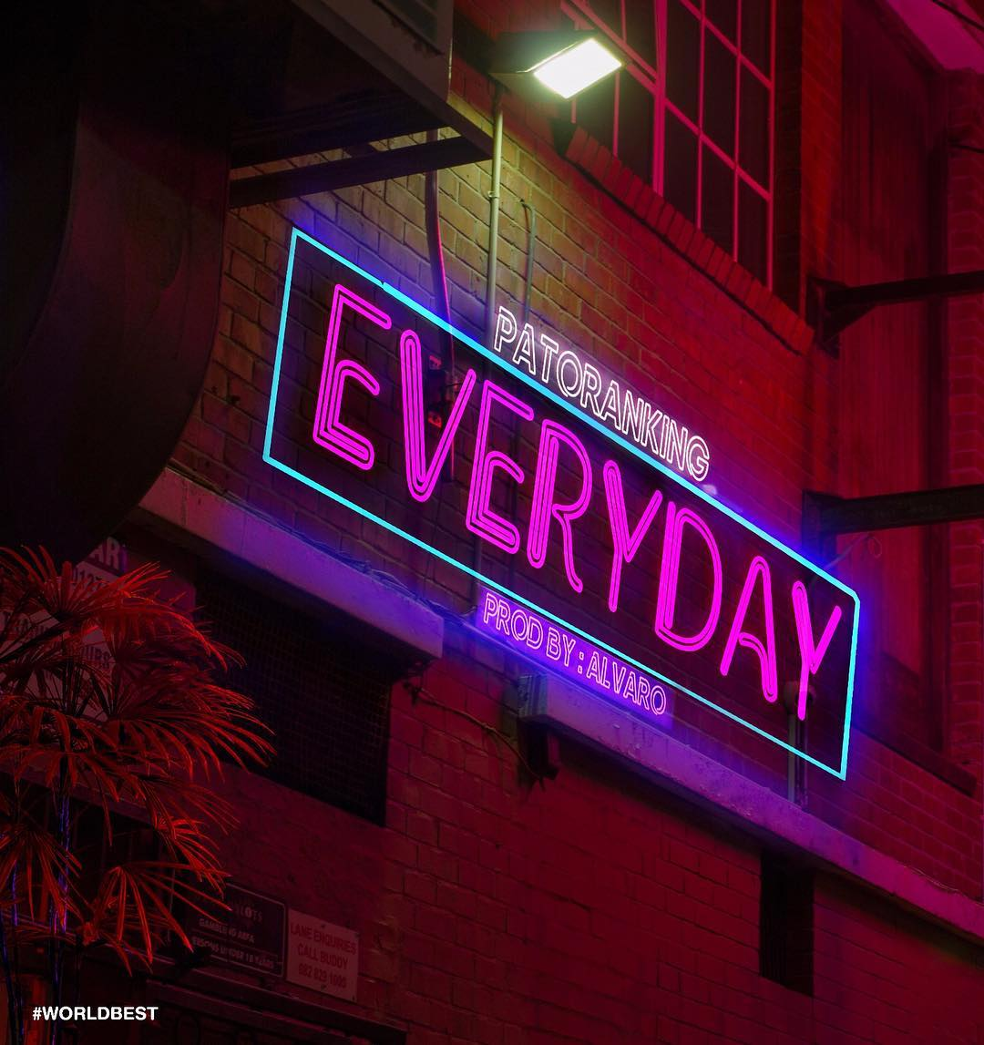 """43913840 427455164452262 6560274876580189343 n - Patoranking Drops New Song Titled """"Everyday"""" [Listen]"""