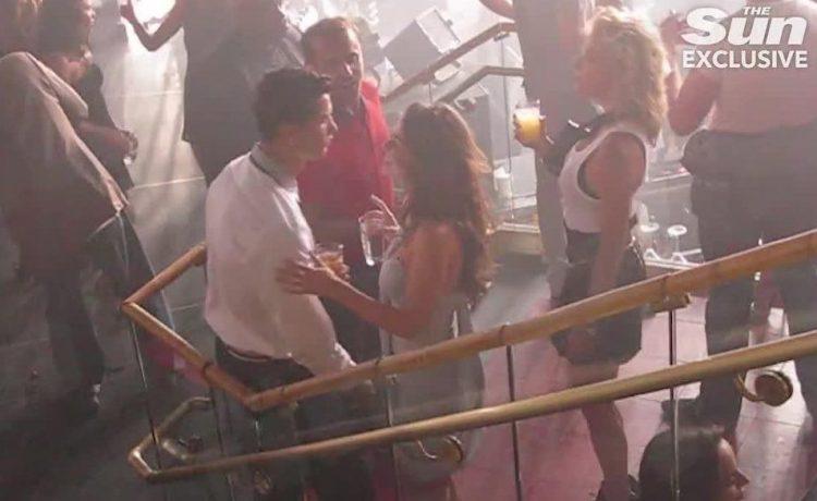 Watch Video: Cristiano Ronaldo Dancing With Rape Accuser, Kathryn Mayorga - OkayNG News