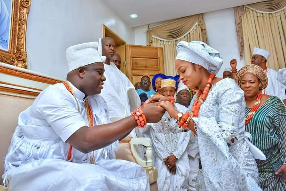 REVEALED! Why Ooni of Ife Married A Prophetess As His Wife