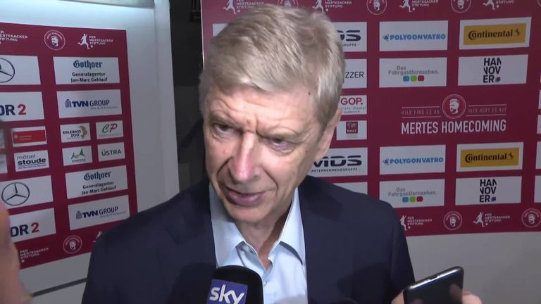 Arsene Wenger Dismisses Claims that He Is Taking Over AC Milan