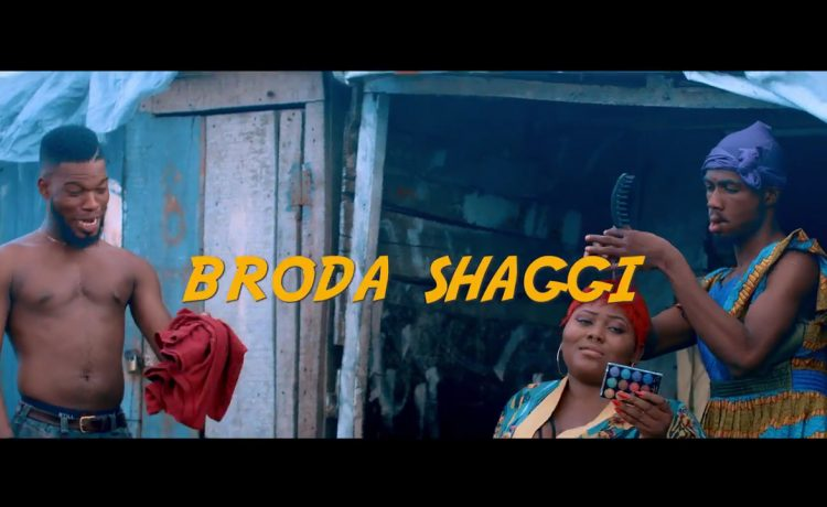 Download MP4: Broda Shaggi - Oya Hit Me [Download] - Official