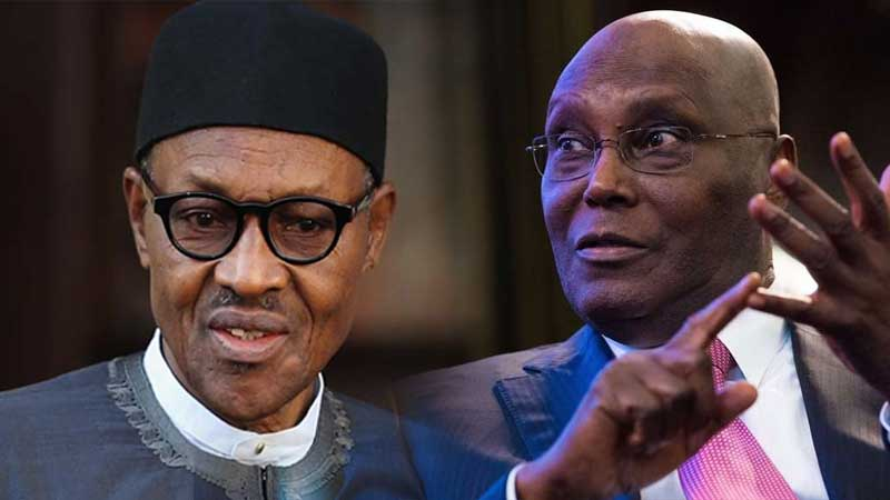 Buhari Atiku - LIVE STREAM: 2019 Presidential elections results announced by INEC