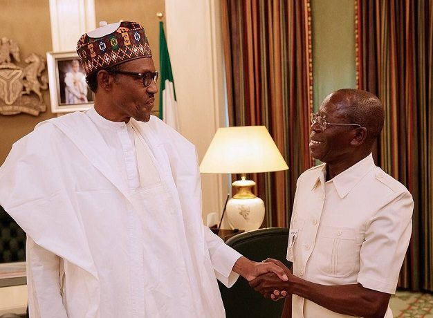 Buhari and Oshiomhole