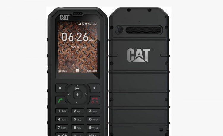 Cat B35 Specifications and Price Tag In Nigeria - OkayNG News