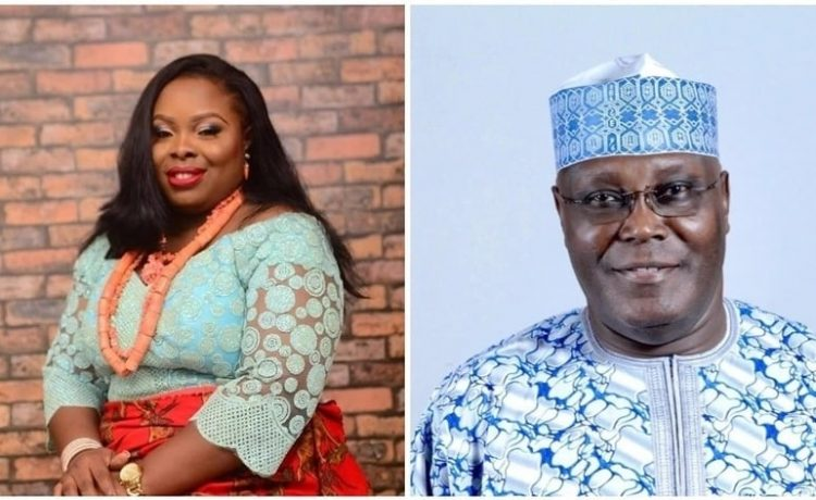 Woman Proposes to Atiku, Offers to Become His 4th Wife - OkayNG News