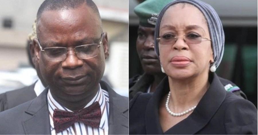 James Agbadu-Fishim and Rita Ofili-Ajumogobia