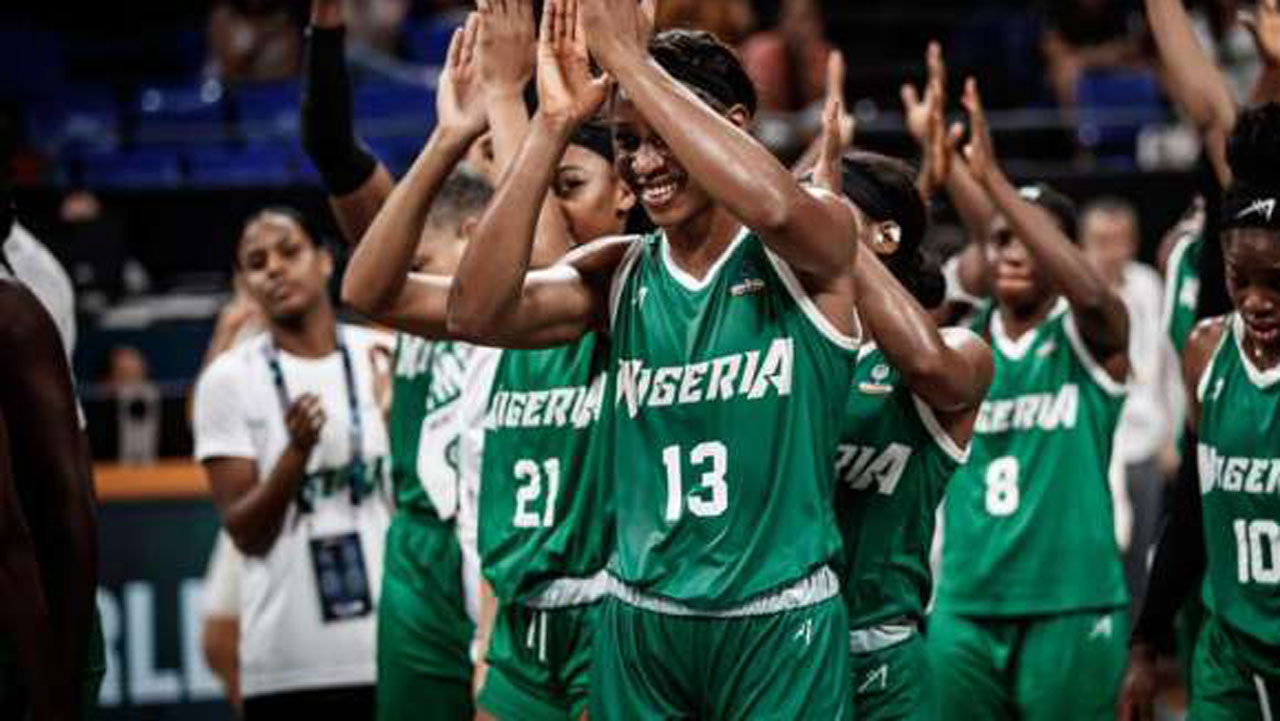 D Tigress OkayNG - Nigeria's D'Tigress Finish 8th at 2018 FIBA Women's World Cup In Spain