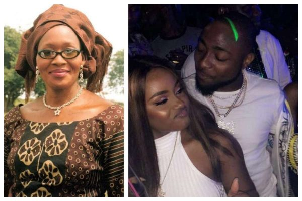 Photo of Davido and Kemi Olunloyo Fight Dirty On Twitter Over His Girlfriend Chioma