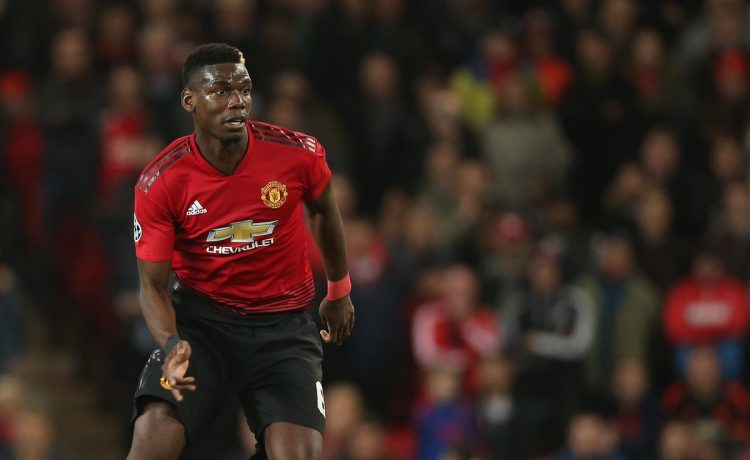 See What Paul Pogba Tweeted After Manchester United Draw 0-0 With Valencia - OkayNG News