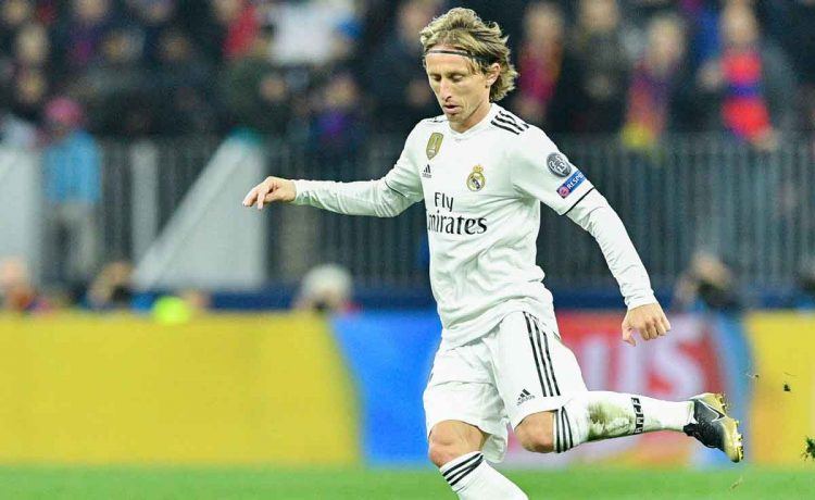 Luka Modric Insist Real Madrid Are Not In Crisis - OkayNG News