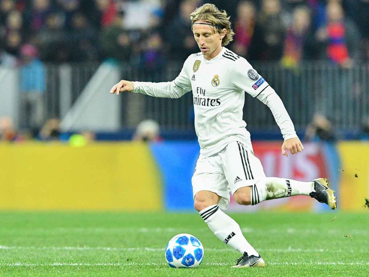 Photo of Luka Modric Insist Real Madrid Are Not In Crisis