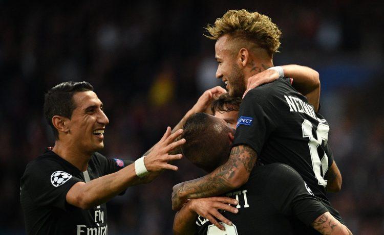 PSG 6-1 FK Crvena zvezda [UEFA Champions League Highlights] [Watch Video] - OkayNG News