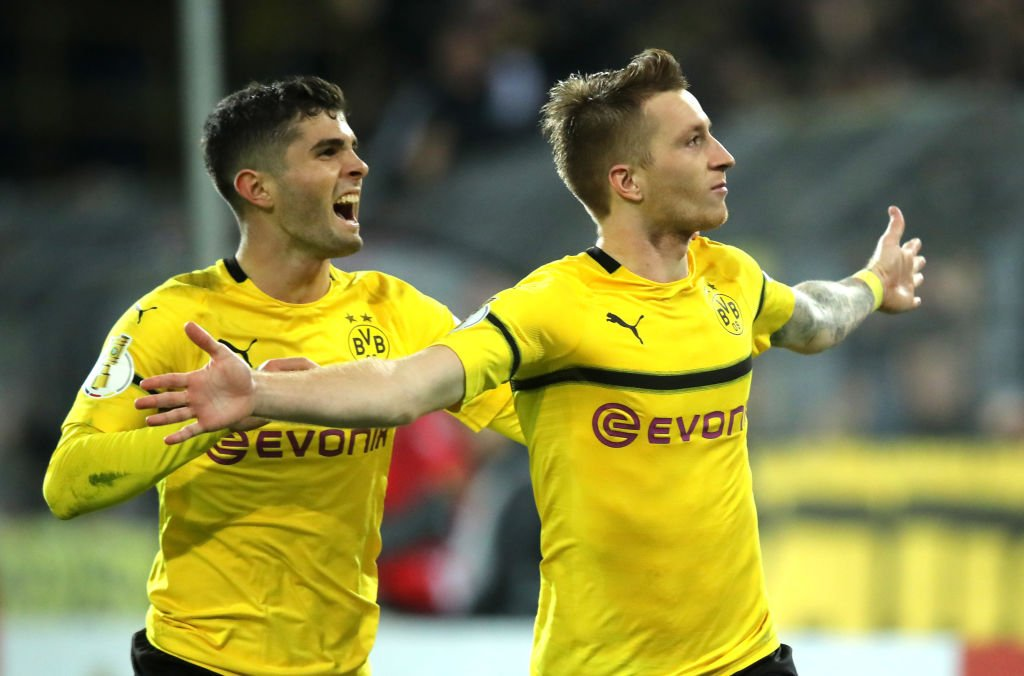 Photo of Borussia Dortmund 3 – 2 Union Berlin [DFB Pokal Highlights] [Watch Video]