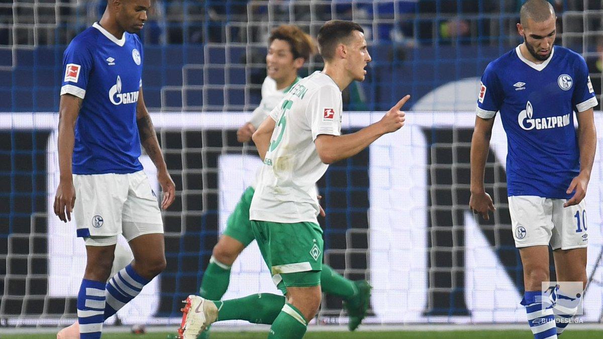 DqA415cXQAESBRU - Schalke 0 – 2 Werder Bremen [Bundesliga Highlights] [Watch Video]
