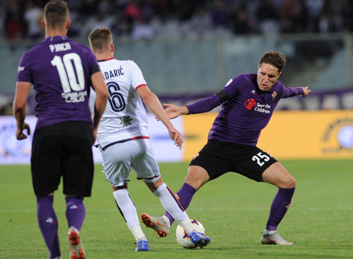 DqDjhQMVAAA4yvs - Fiorentina 1 – 1 Cagliari [Serie A Highlights] [Watch Video]