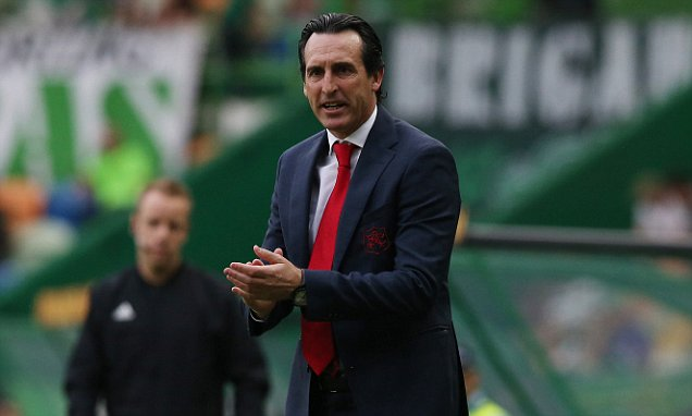 Photo of Arsenal sack Unai Emery as manager