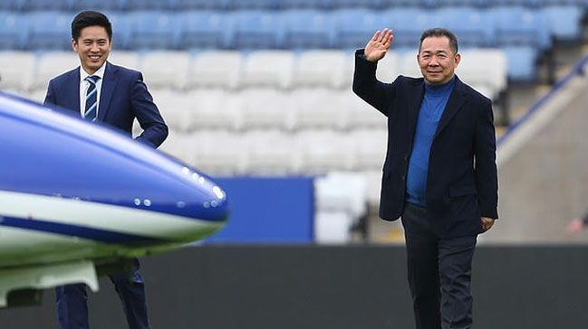 Photo of Leicester City Football Club Owner, Vichai Srivaddhanaprabha Feared Dead [Read Details]
